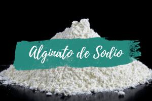 comprar alginato de sodio