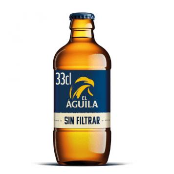 botella de cerveza el aguila comprar